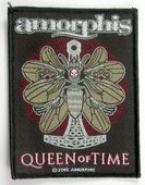 Amorphis - 'Queen of Time' Woven Patch